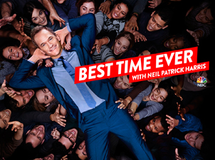 Best Time Ever with Neil Patrick Harris Rich Media
